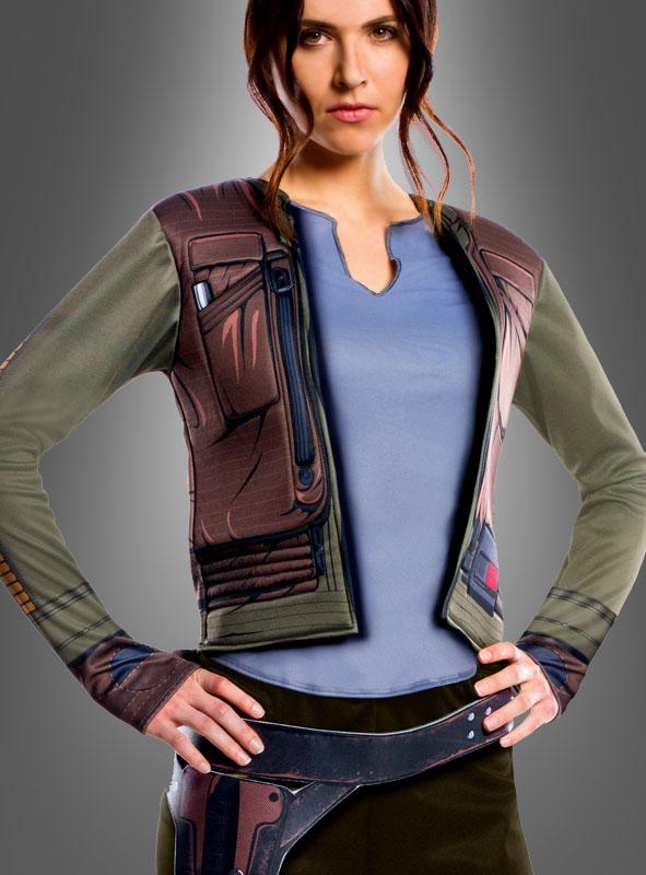Star Wars Rogue One Jyn Erso Kostüm Erwachsene