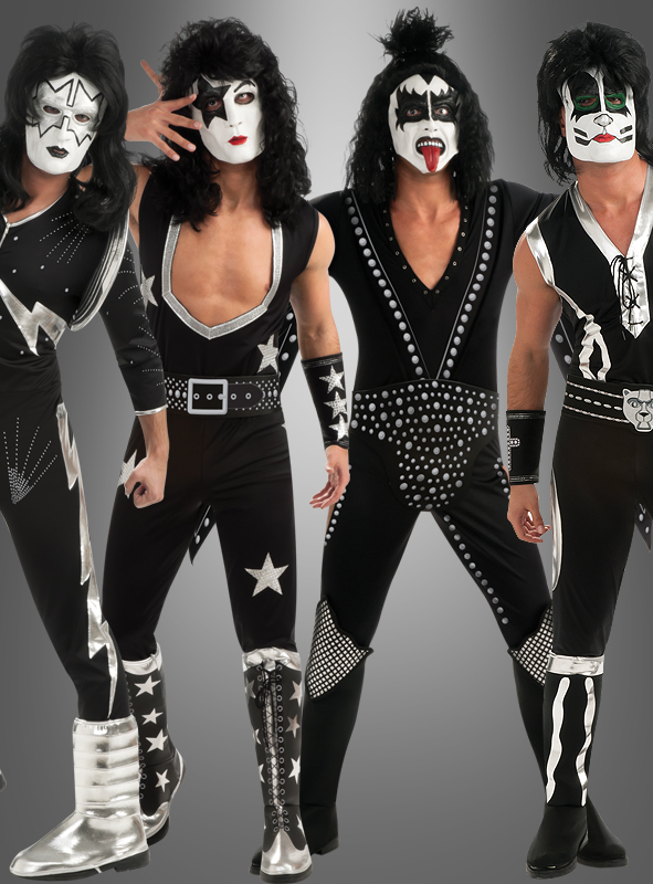 The Catman Kiss Deluxe Kostüm