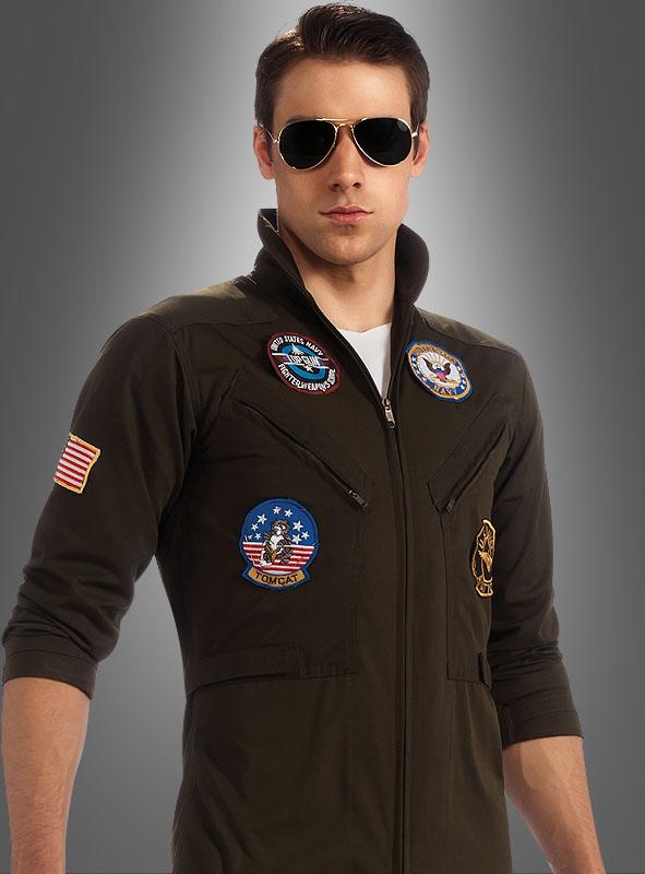 Top Gun Men Costume