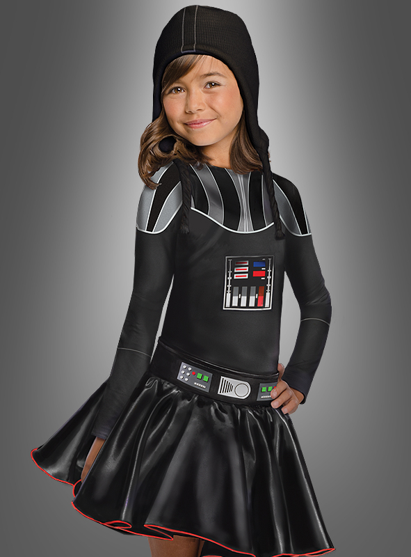 Darth Vader Costume for Girls