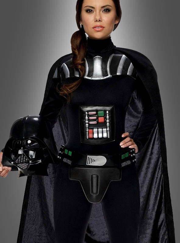 Darth Vader Jumpsuit Ladies