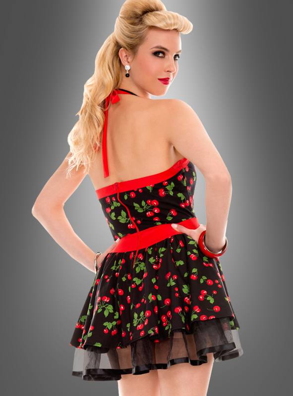 50s Cherry Lady Dress