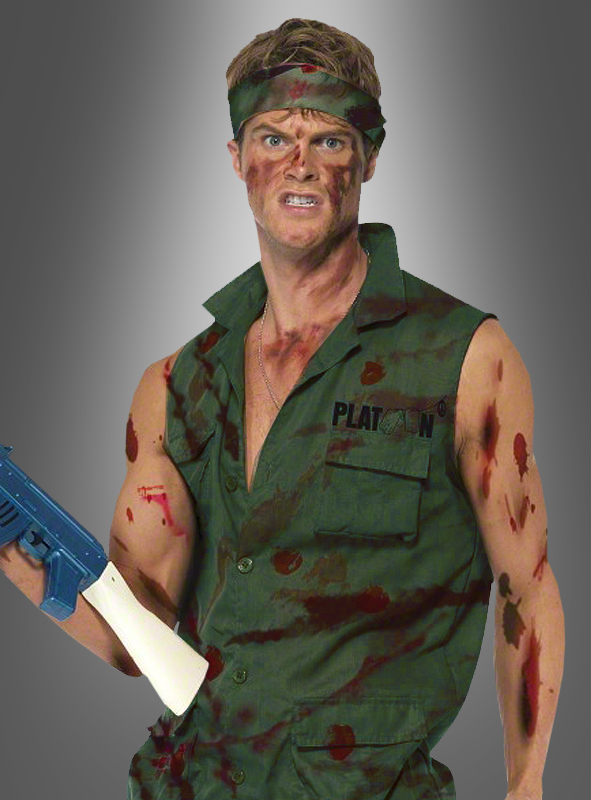 Platoon Sergeant Soldier Costume