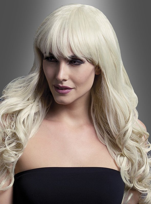 Isabelle Deluxe Curl Wig long