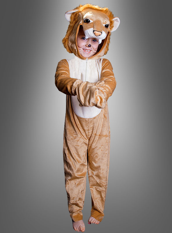 Lion Costume Simba for Kids