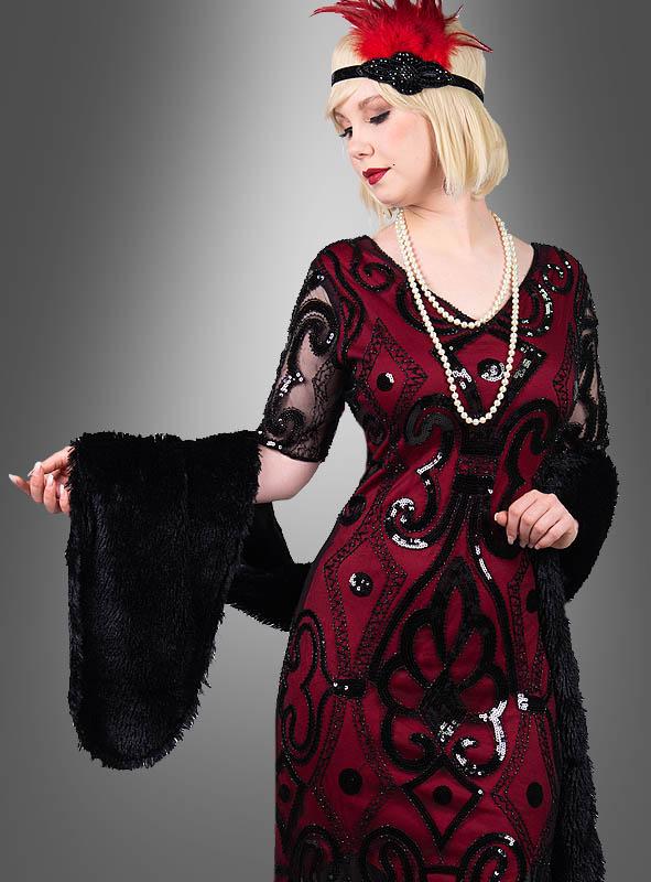 Stola 20er Jahre Hier Bestellen Bei Kostumpalast De