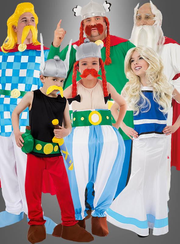Falbala Kostüm für Kinder aus Asterix