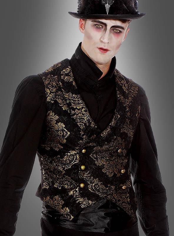 Luxury Gothic Vest
