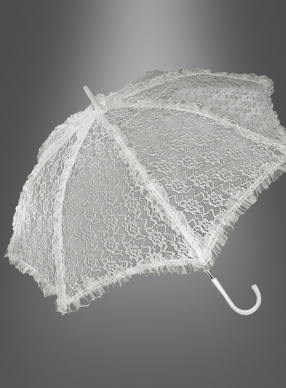 Gothic Lace Umbrella