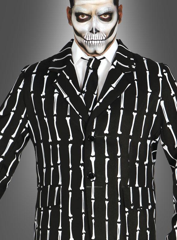 Mister Bones Knochenanzug