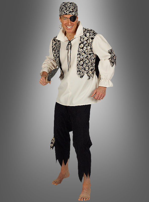 Pirate Jackson Costume