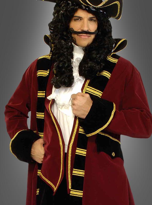 Designer Pirate Captain costume