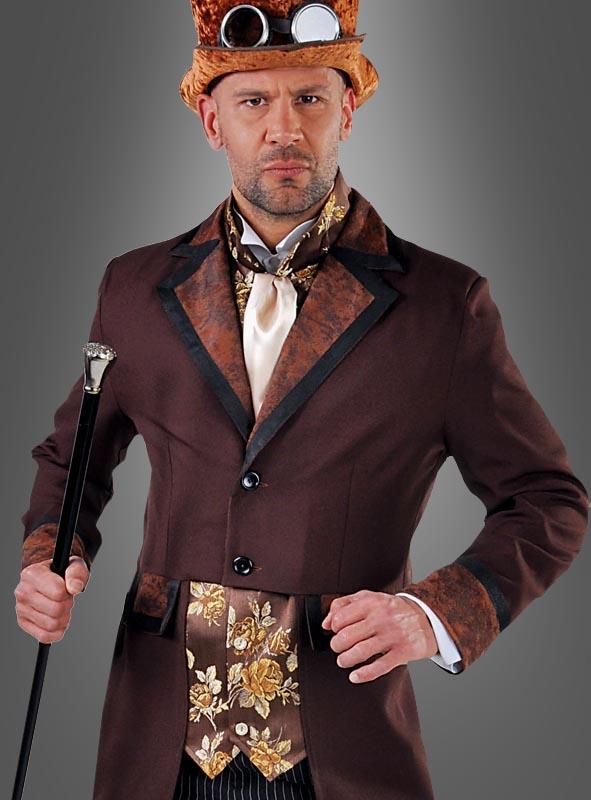 Steampunk Gentleman Kostüm