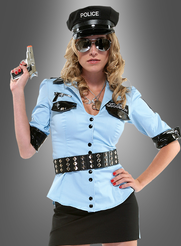 Sexy Polizistin Officer Goodbody