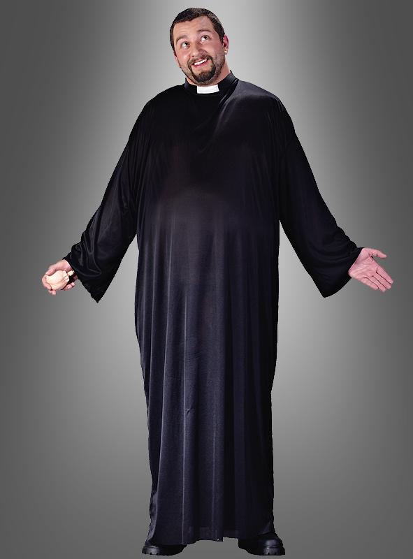 XXL Pfarrer geiler Geistlicher