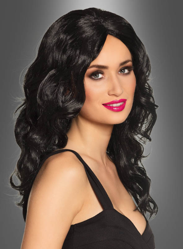 Curly Long Hair Wig Celebrity
