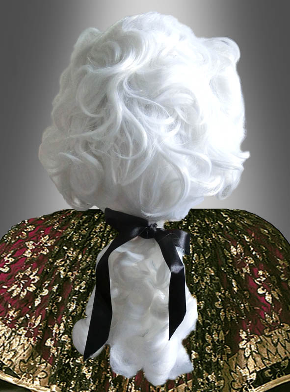 Baroque Wig Male