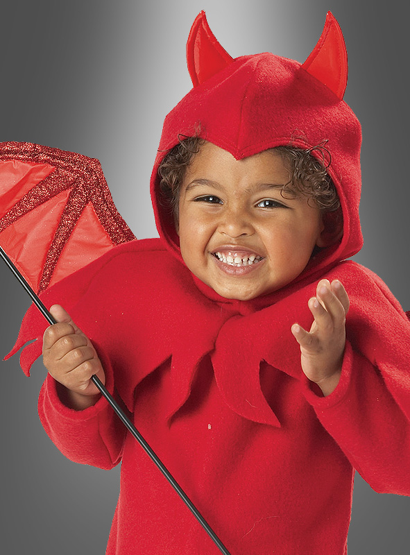 Little devil costume toddler boys and girls
