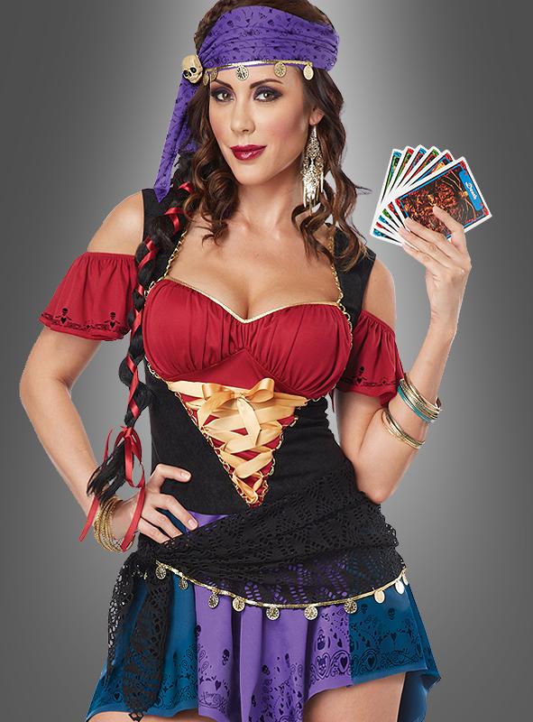 Fortune Teller Esmeralda