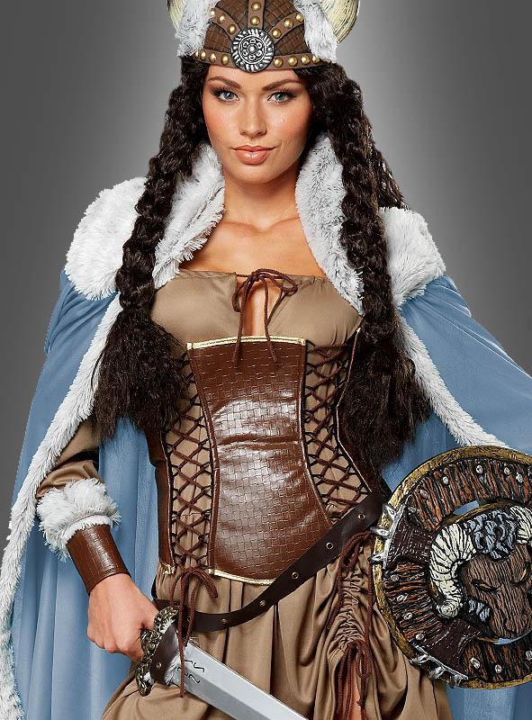 Wikingerin Kostüm Freya