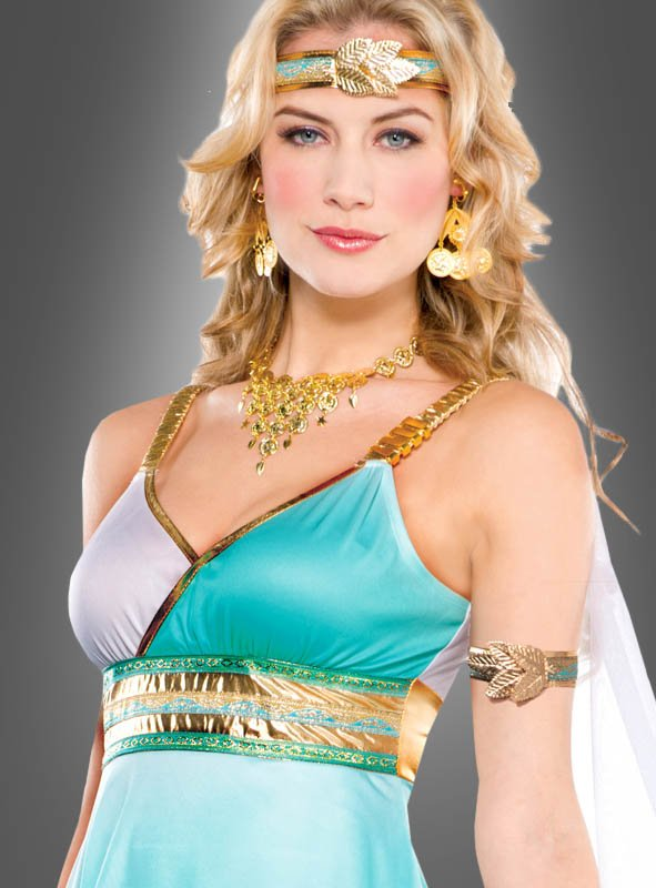 Griechische Göttin Hestia Kostüm