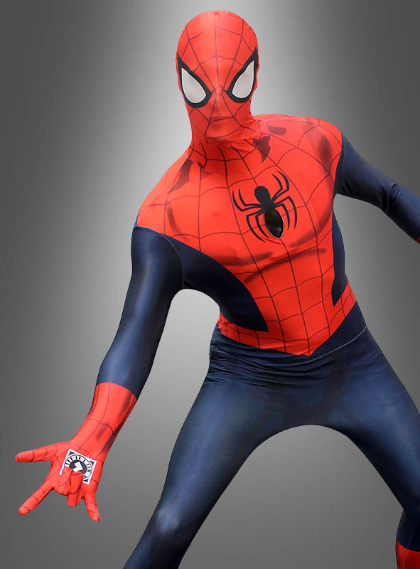 Spiderman Morphsuits