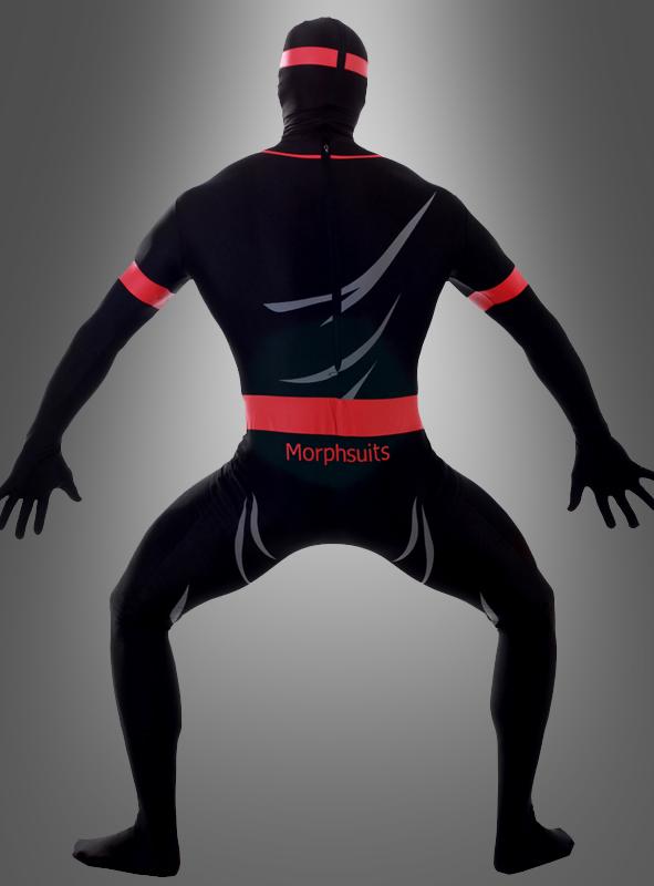Morphsuit Ninja