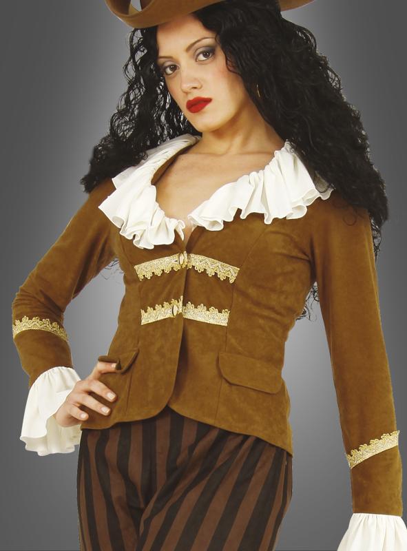 Karibische Piratin