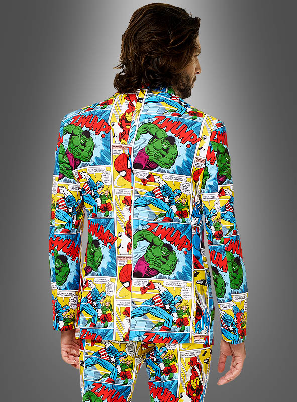 Marvel Suit for Men OppoSuits