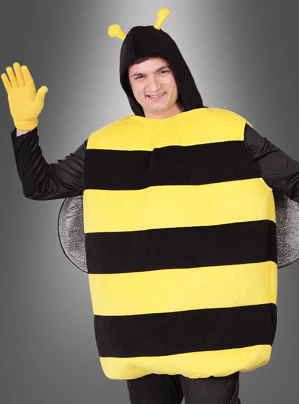 Bienenkostum Erwachsene Bei Kostumpalast De