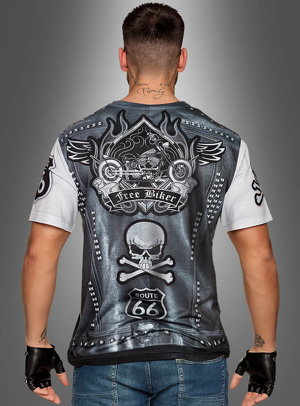 Rocker Shirt for Men