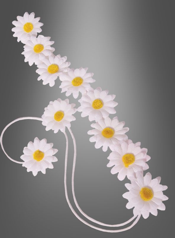Hippie Flower Headband