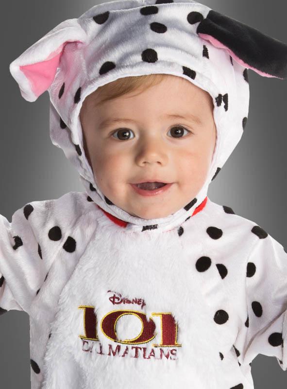 Patch Kostüm 101 Dalmatiner