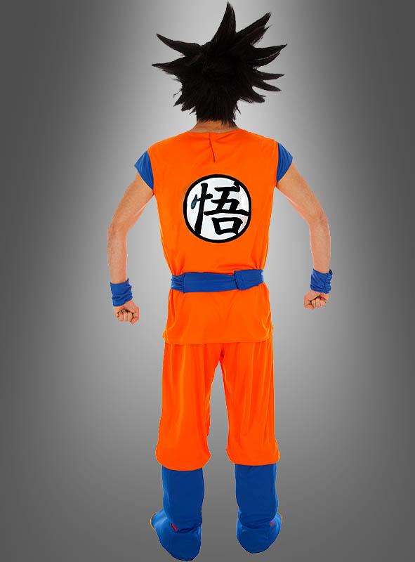 Son Goku Kostum Kinder Bei Kostumpalast De