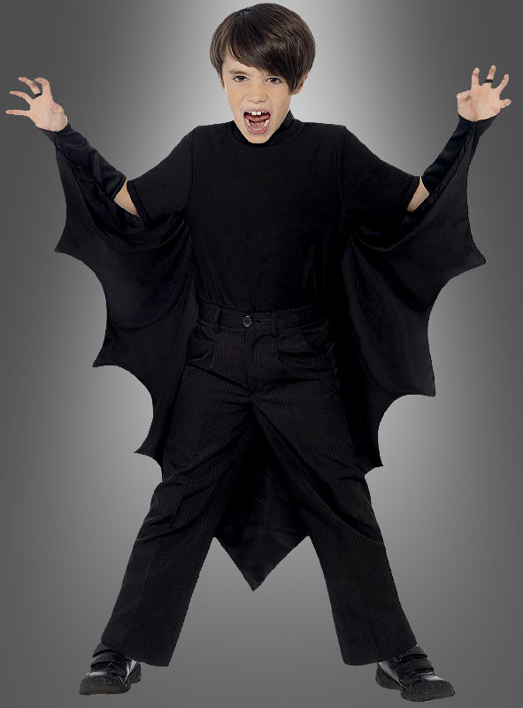 Batwings Cape for Kids