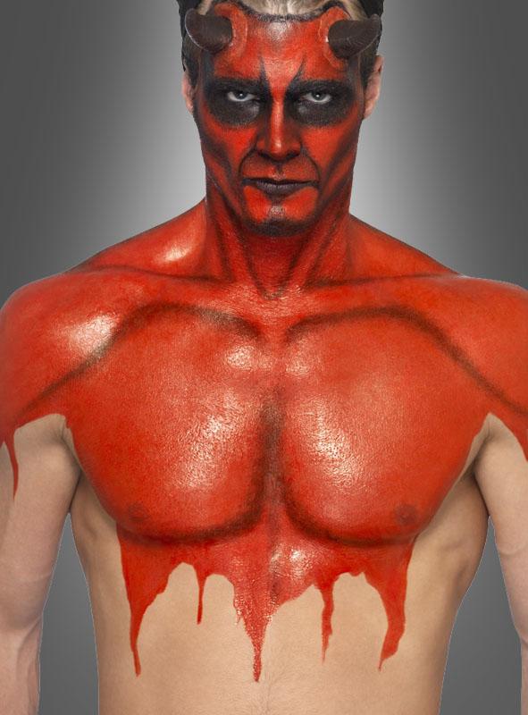 Flüssiglatex Rot Schminke Für Karneval Bei Kostümpalast
