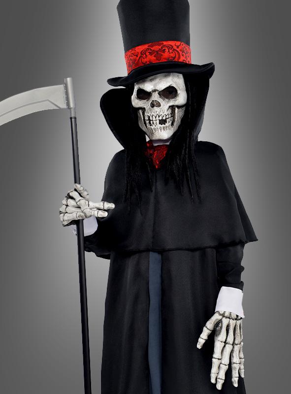Totengräber Kostüm Kinder