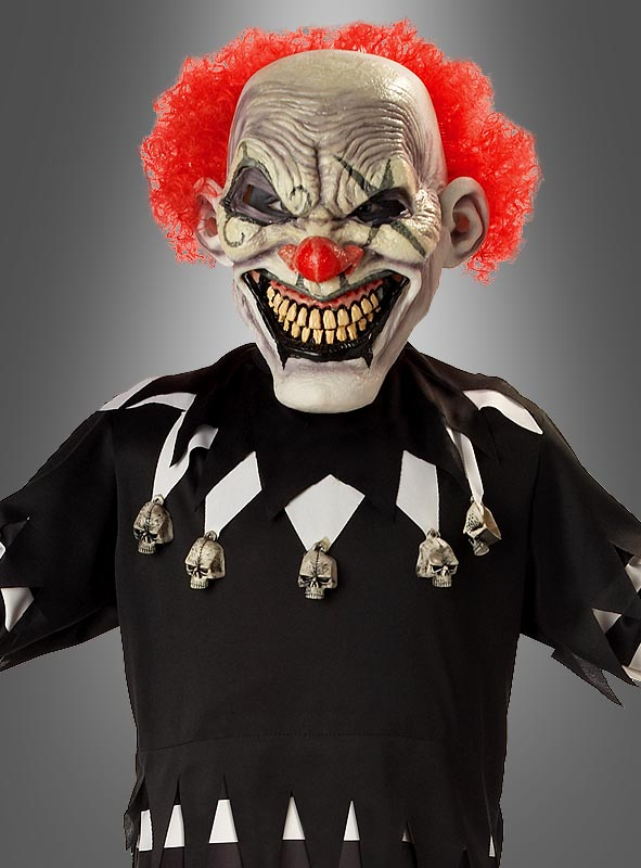 Horror Clown für Kinder
