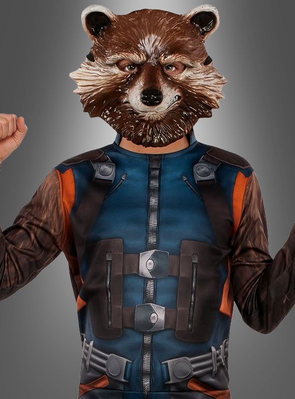 Rocket Kostüm Kinder aus Guardians of the Galaxy