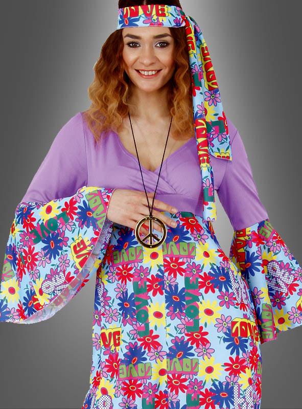 Hippiekleid lang Stella