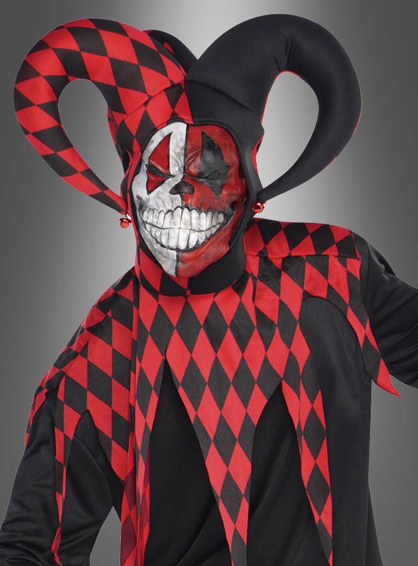 Horrible Jester Costume Adult
