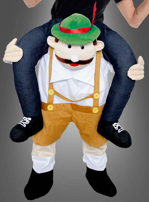 Carry Me Bavarian Costume