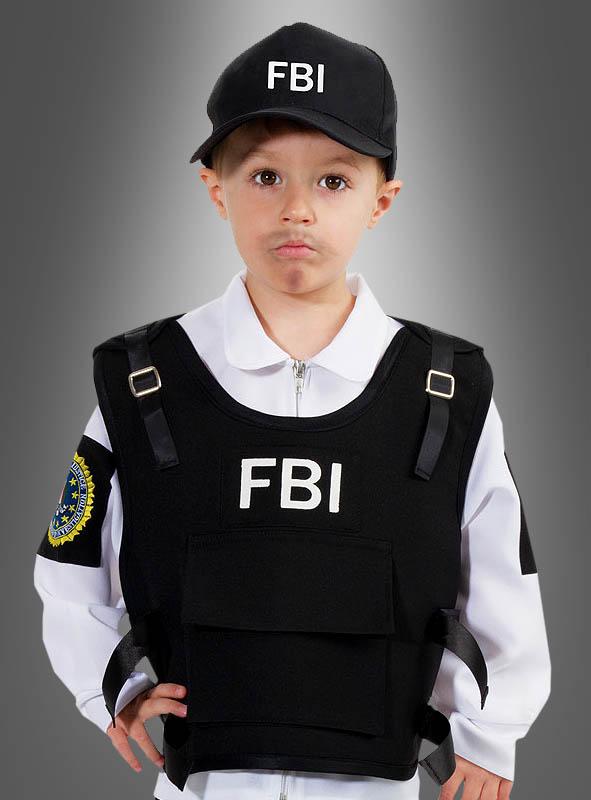 fbi agent children costume kostümpalast de