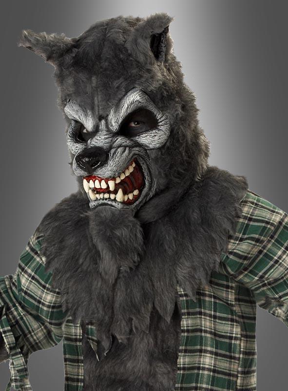 Kinder Werwolf Kostüm für Halloween