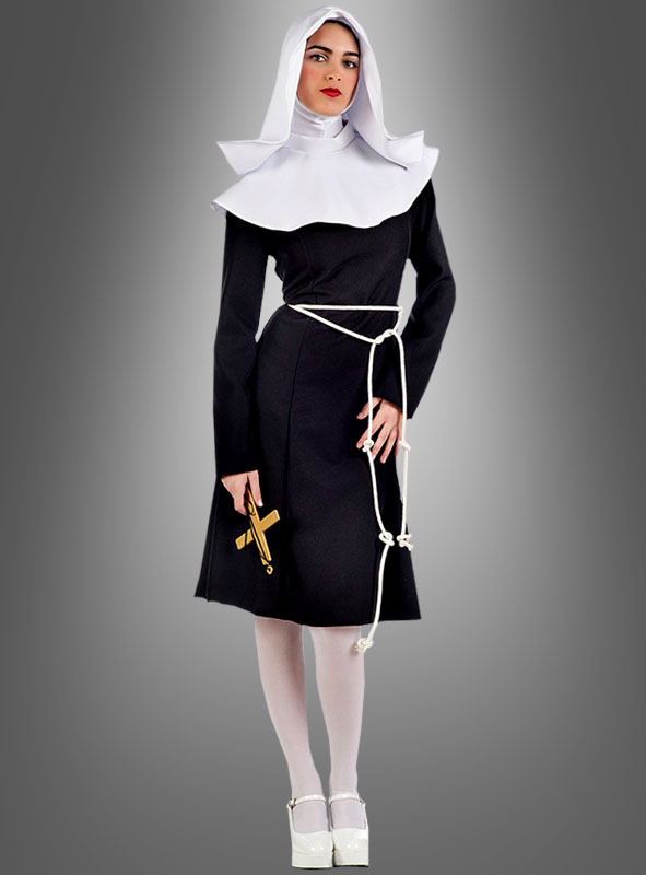 Holy Nun Hildegard Costume