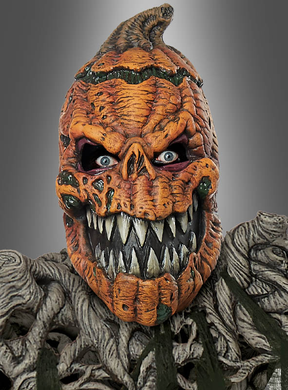 Pumpkin Costume for Men Creature