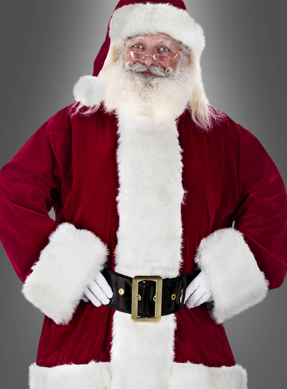 Luxury Santa Claus Costume
