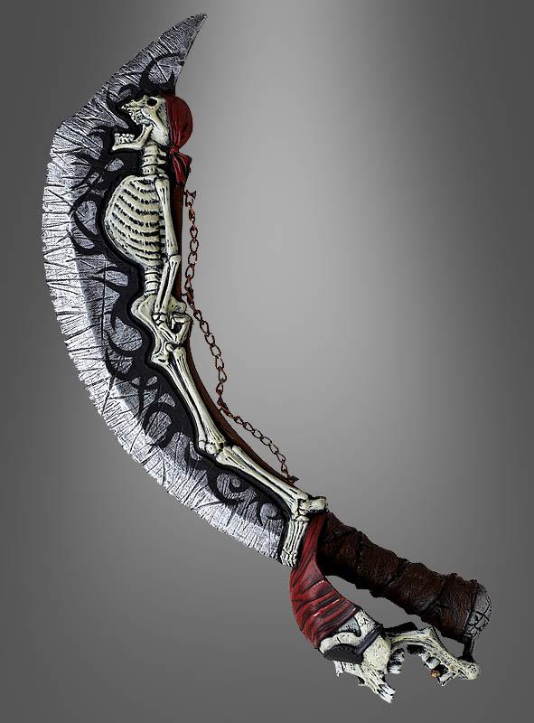 Deluxe Skelettsäbel