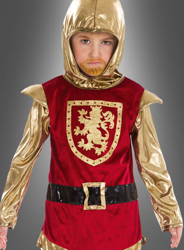Knight Costume Child