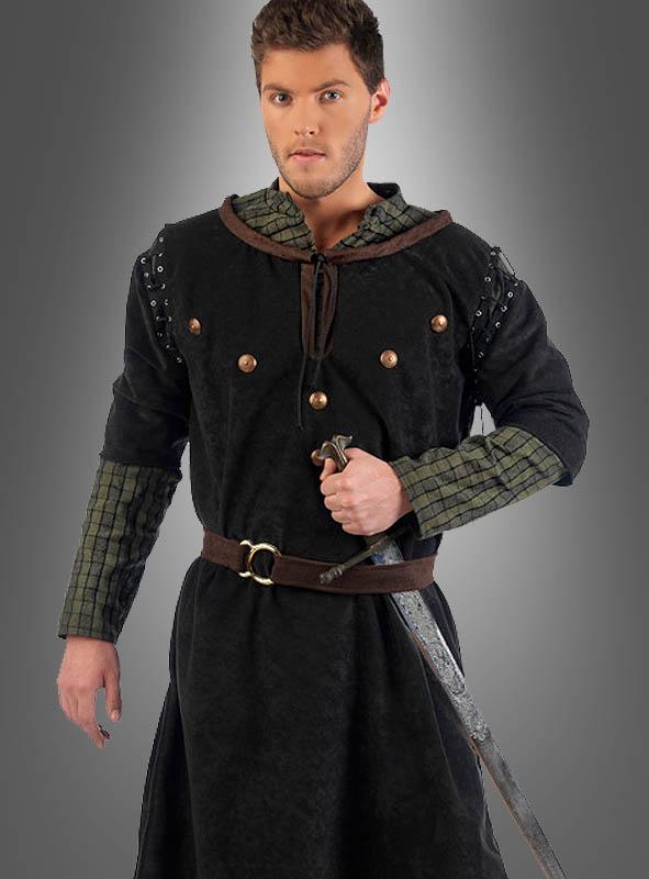 Mittelalterlicher Krieger Edelmann Wenzel